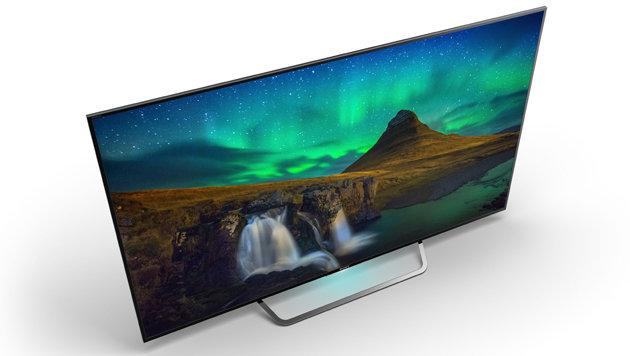 Sonys superscharfer Android-4K-Fernseher im Test (Bild: Sony)