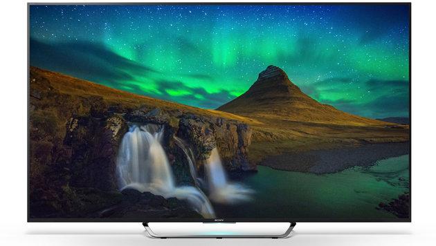 Sony setzt beim Smart-TV-Betriebssystem auf Googles Android. (Bild: Sony)