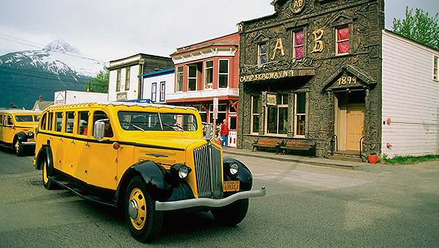 Alaska: Auf den Spuren der Goldgräber (Bild: thinkstockphotos.de)