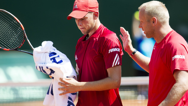Davis Cup: Dieses Quartett soll Abstieg verhindern (Bild: GEPA)