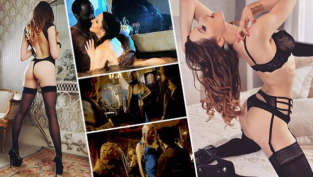 """Pornostar Samantha Bentley spielt in """"Game of Thrones"""" ein Freudenmädchen. (Bild: HBO, instagram.com)"""