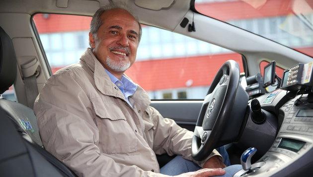 """Vienna-City-Life: Taxifahrer & Psychiater (Bild: Zwefo)"""