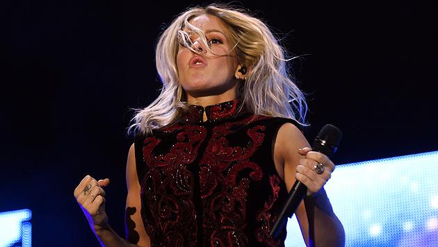 Ellie Goulding (Bild: APA/Herbert P. Oczeret)