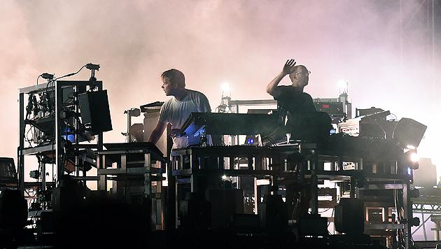 The Chemical Brothers (Bild: APA/Herbert P. Oczeret)