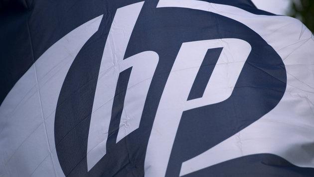 Konzernumbau zahlt sich für HP bisher nicht aus (Bild: APA/dpa)