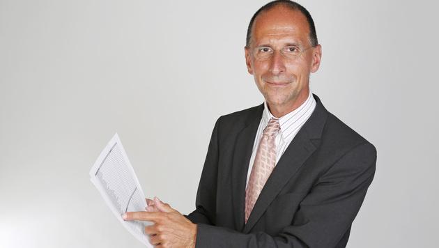 Polit-Experte Peter Filzmaier (Bild: Martin Jöchl)