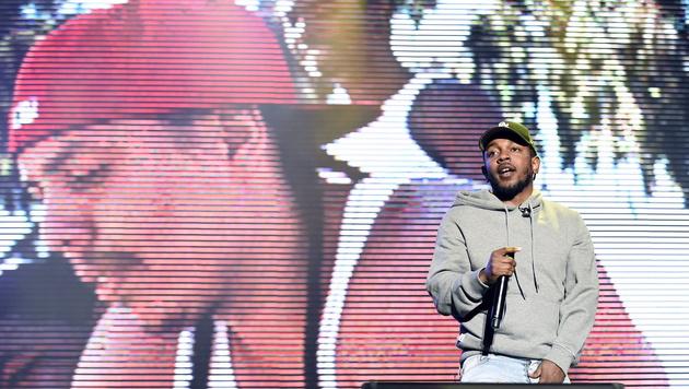 Kendrick Lamar (Bild: APA/EPA/HERBERT P. OCZERET)