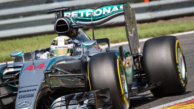 """Lewis Hamilton sorgt mit """"Baller-Video"""" für Wirbel (Bild: AP)"""