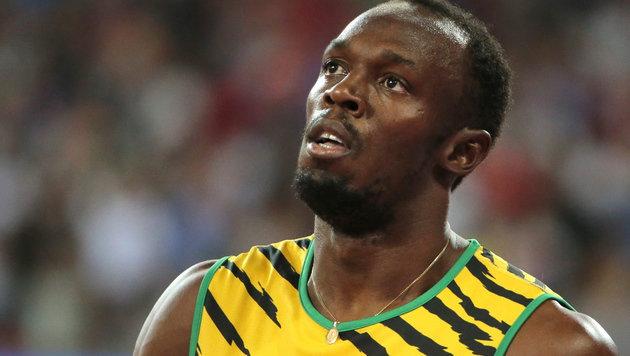 Usain Bolt krönt sich wieder zum 100-m-Weltmeister (Bild: APA/EPA/MICHAEL KAPPELER)