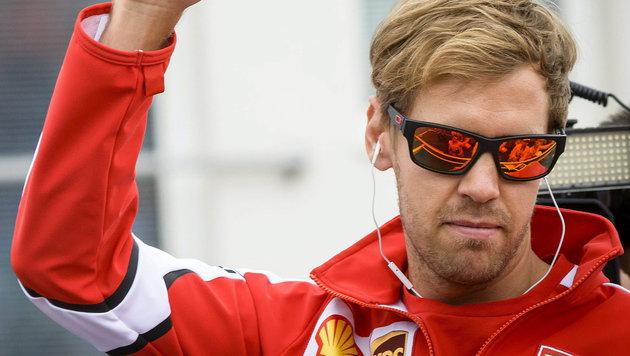 """Vettel: """"Die Qualität der Reifen ist miserabel"""" (Bild: APA/EPA/Zsolt Czegledi)"""