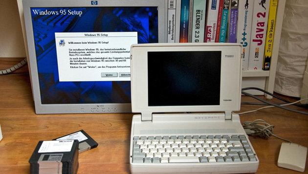 20 Jahre Windows 95: Wie das PC-Fieber entbrannte (Bild: flickr.com/Hanul)