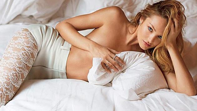 Candice Swanepoel (Bild: instagram.com/vmagazine)