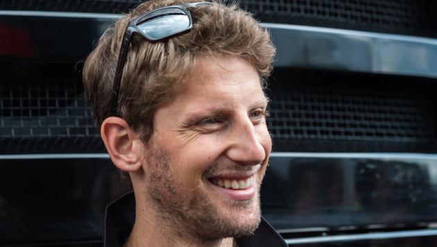 Romain Grosjean (Bild: AP)
