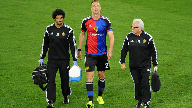 Großes Bangen um Janko - bei Basel verletzt out! (Bild: GEPA pictures)