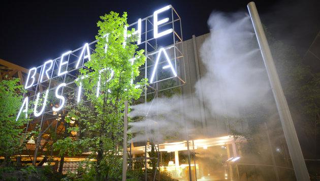 Eine Million Gäste im Österreich-Pavillon bei Expo (Bild: EXPO Mailand 2015/ARTWORK COMPANY)