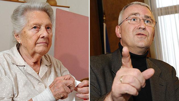 Ermittlungen gegen Martin Graf eingestellt (Bild: APA/HERBERT PFARRHOFER, APA/HELMUT FOHRINGER)