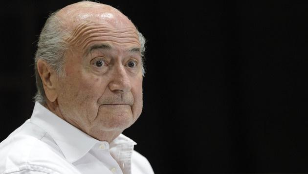 Joseph Blatter (Bild: AP)