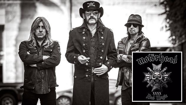 Motörhead-Frontmann Lemmy Kilmister ist tot (Bild: Robert John, UDR Music)