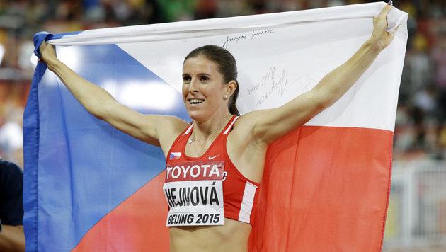 Zuzana Hejnova (Bild: AP)