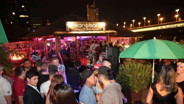 """""""Nicht verpassen: Die 5 coolsten Beach-Partys (Bild: Facebook.com/Sansibar-Club-Lounge)"""""""