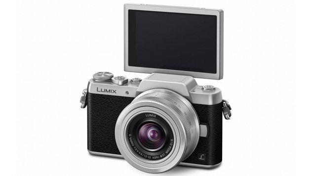 Panasonics Systemkamera-Zwerg Lumix GF7 im Test (Bild: Panasonic)