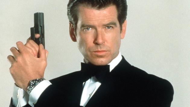 Pierce Brosnan in der Rolle des James Bond (Bild: Viennareport)