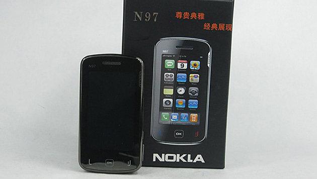 Verwechslungen mit dem Nokia N97 sind bei diesem Nokla rein zufällig. (Bild: boredpanda.com)