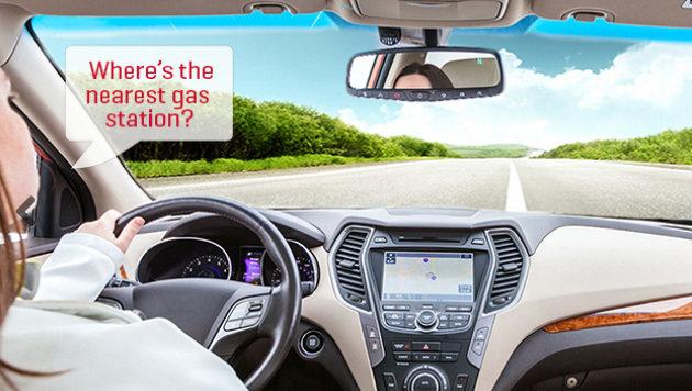 Apps und Co laut Studie vielen Autofahrern wurscht (Bild: jdpower.com)