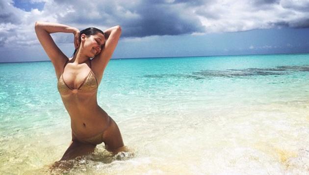 Bella Hadid (Bild: Viennareport)