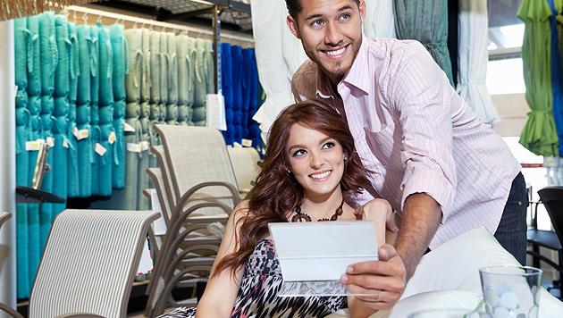 Wichtige Spar-Tipps für den Möbelkauf (Bild: thinkstockphotos.de)