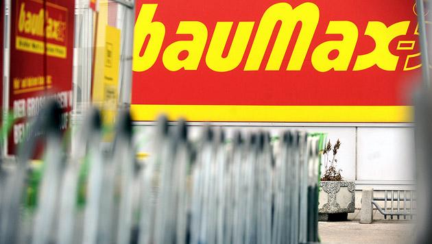 bauMax-Verkauf fix: OBI übernimmt meiste Filialen (Bild: APA/HERBERT PFARRHOFER)