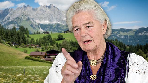 """""""Wut-Oma"""" über Strache: """"Das ist ja zum Schämen"""" (Bild: APA/HERBERT NEUBAUER, thinkstockphotos.de)"""