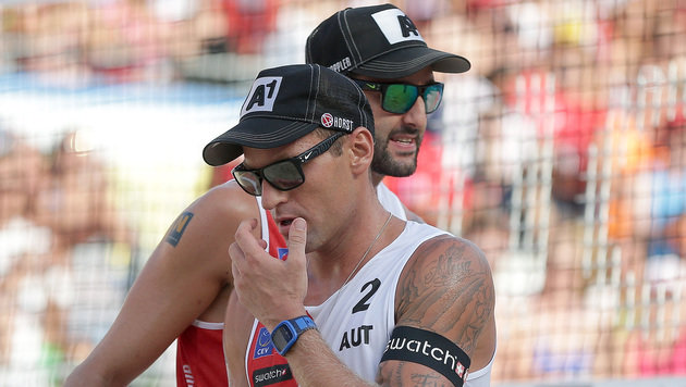 Doppler/Horst verzichten auf Reise zum Rio-Open (Bild: APA/GEORG HOCHMUTH)