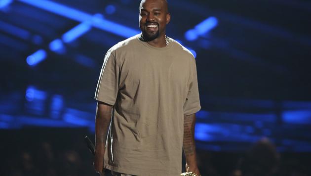 Kanye West will Präsident der USA werden. (Bild: Matt Sayles/Invision/AP)