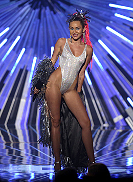 Miley Cyrus (Bild: Matt Sayles/Invision/AP)