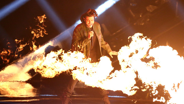 The Weeknd (Bild: Matt Sayles/Invision/AP)