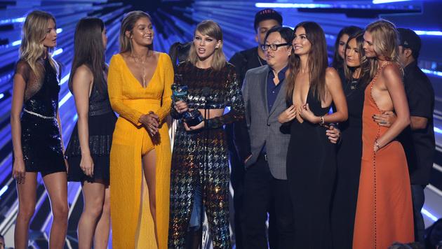 Taylor Swift (Bild: Matt Sayles/Invision/AP)