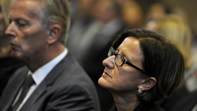 """Schönborn zu Flüchtlingstragödie: """"Es ist genug!"""" (Bild: APA/HERBERT PFARRHOFER)"""