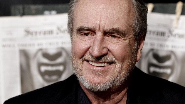 """""""Scream""""-Regisseur Wes Craven mit 76 gestorben (Bild: AP)"""