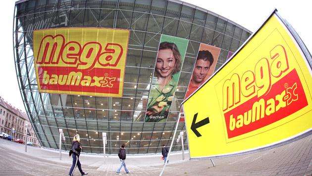 bauMax: 500 Beschäftigte dürften ohne Job bleiben (Bild: APA/HELMUT FOHRINGER)