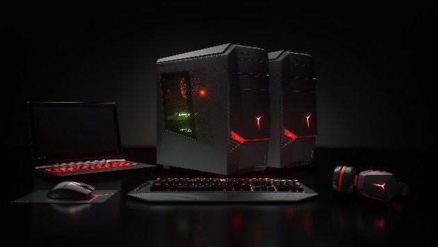 Gaming am PC: Wohin führt die Hardware-Reise? (Bild: Lenovo)