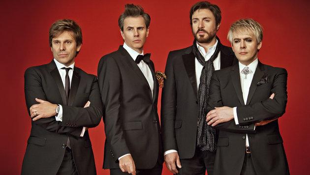 Duran Duran: Älter, aber immer noch wild (Bild: Warner Music)