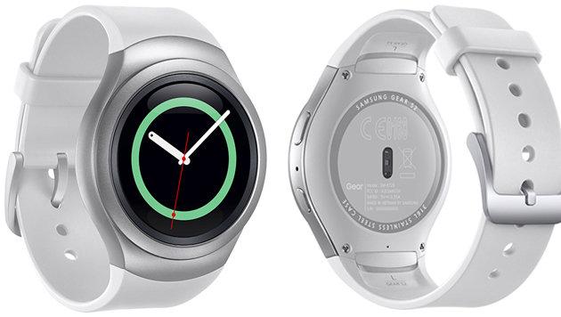 Gear S2: Samsung kündigt neue runde Smartwatch an (Bild: Samsung)