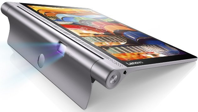 IFA: Lenovo-Tablet wirft 70-Zoll-Bild an die Wand (Bild: Lenovo)