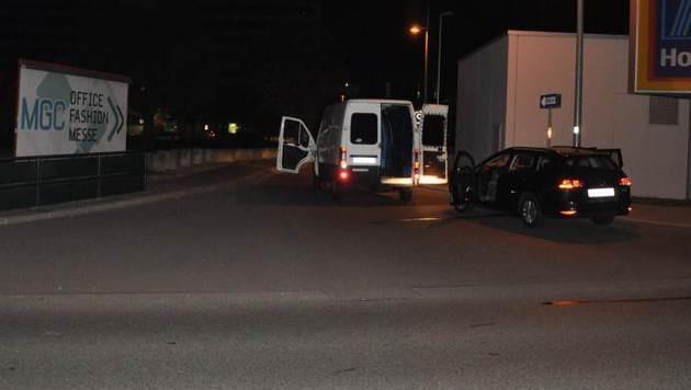 Schlepper-Transport gestoppt: Opfer fast erstickt (Bild: Polizei)