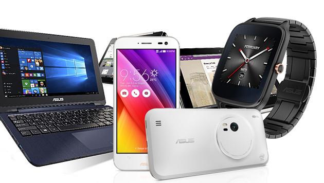 Asus auf der IFA: ZenFone Zoom, ZenWatch 2 & Co. (Bild: Asus)