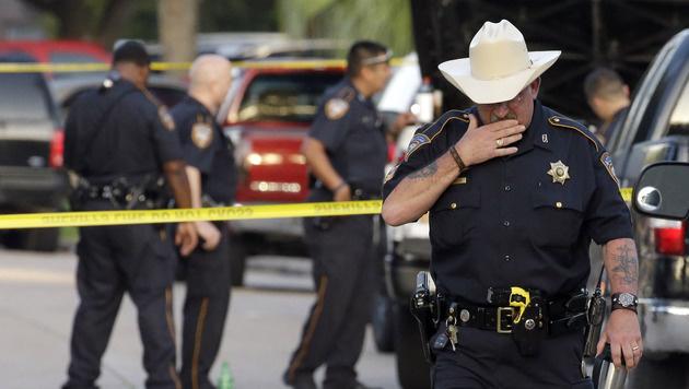Frau bei Schießerei in US-Metropole Austin getötet (Bild: AP (Symbolbild))