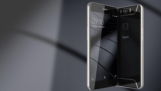 Gigaset: Premium-Smartphones zum günstigen Preis (Bild: Gigaset)