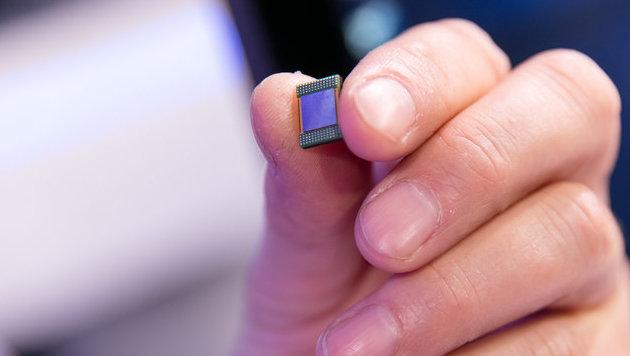 Intel präsentiert neue Core-Prozessoren (Bild: Intel)