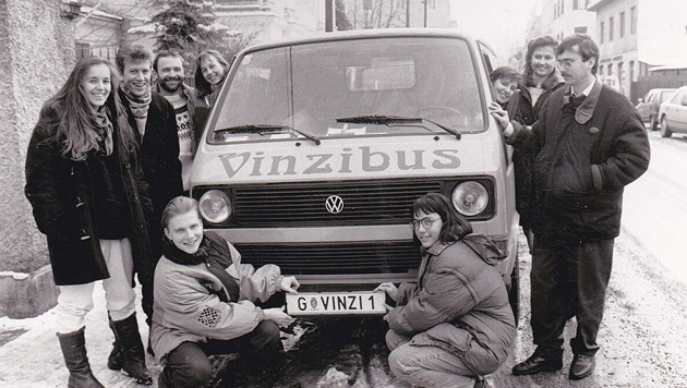 Das Engagement von zwölf jungen Menschen stand am Beginn der VinziWerke. (Bild: VinziWerke)